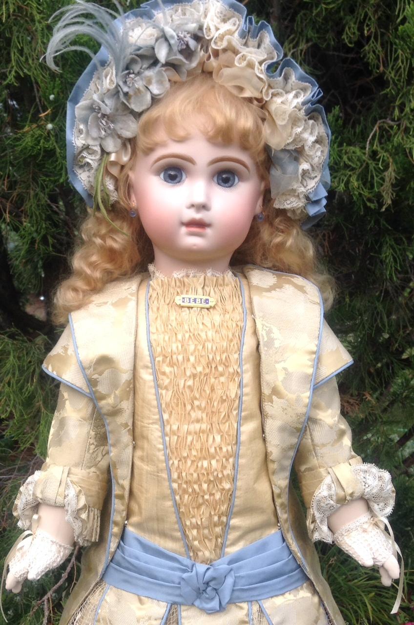 Connie S Doll Studio Porcelain Reproductions Of Antique